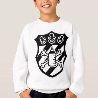 Pacifier Crest Sweatshirt
