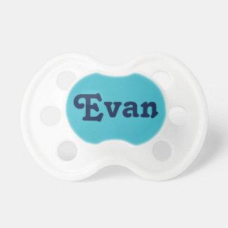Pacifier Evan