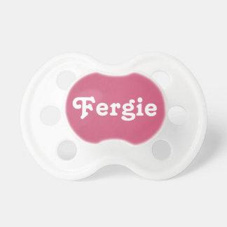 Pacifier Fergie