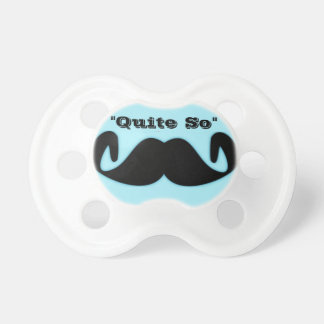 Pacifier for the little man in your life