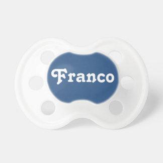 Pacifier Franco