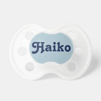 Pacifier Haiko