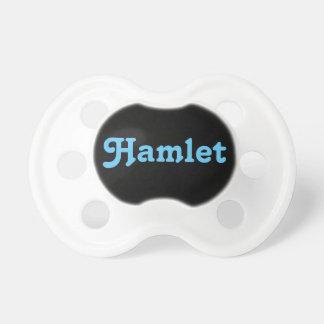 Pacifier Hamlet