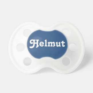 Pacifier Helmut