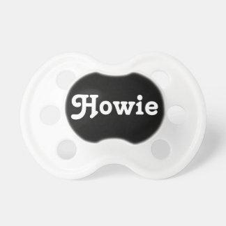 Pacifier Howie