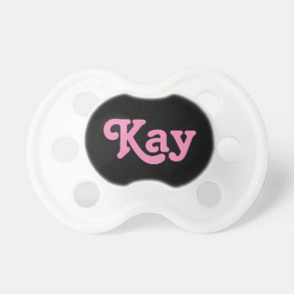 Pacifier Kay