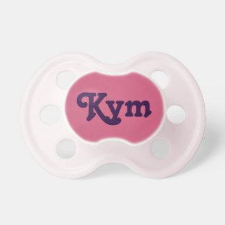 Pacifier Kym