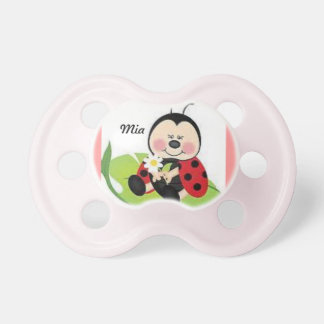 Pacifier Ladybug BooginHead Pacifier