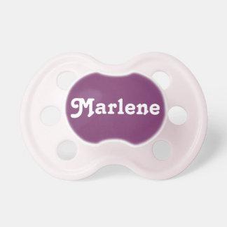 Pacifier Marlene