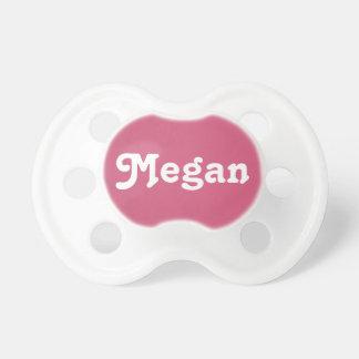 Pacifier Megan