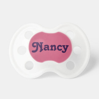 Pacifier Nancy