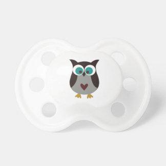 Pacifier - Owl BooginHead Pacifier