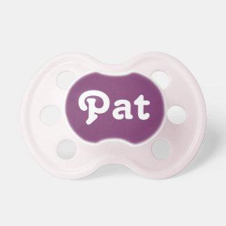 Pacifier Pat