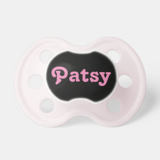 Pacifier Patsy