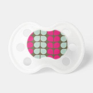 Pacifier - Petals - PinkBlue BooginHead Pacifier