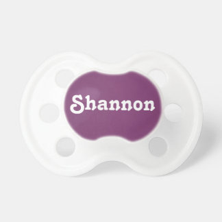 Pacifier Shannon