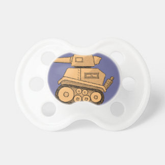 pacifier soldier vroom baby military