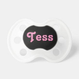 Pacifier Tess