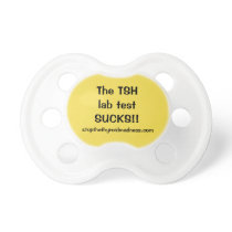 PACIFIER -- the TSH lab test sucks!
