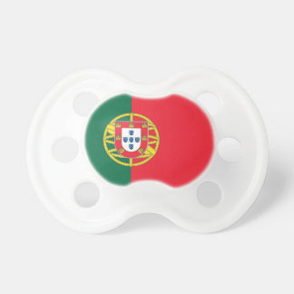 Pacifier with flag of Portugal BooginHead Pacifier