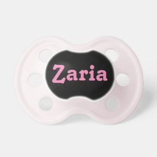 Pacifier Zaria