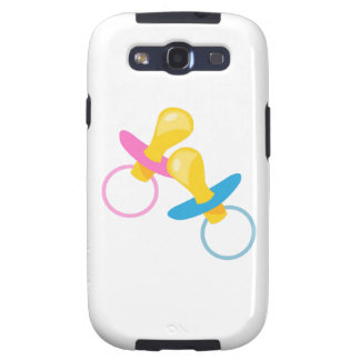 Pacifiers Galaxy SIII Cases