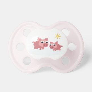 Pacifiers for batters
