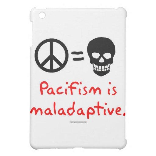 Pacifism is maladaptive iPad mini cover