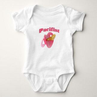 Pacifista Body Para Bebé