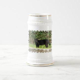 Pacing Panther Beer Mug