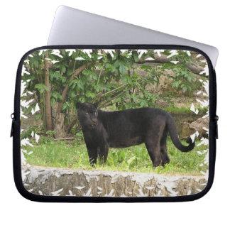 Pacing Panther Laptop Sleeve