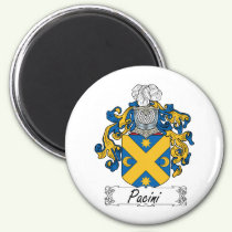 Pacini Family Crest Magnet