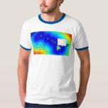PacIOOS Hawaii tie-dye wave buoy T-Shirt