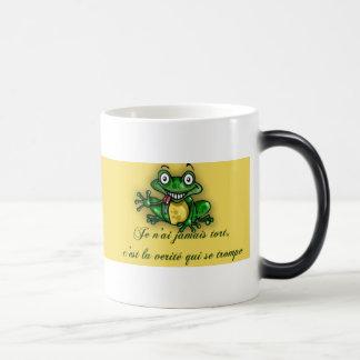 Pack 11 Oz Magic Heat Color-Changing Coffee Mug