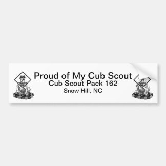 Pack 162 Bumper Sticker
