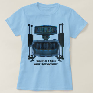 Pack-a-Punch w/Quote (Women) Shirt