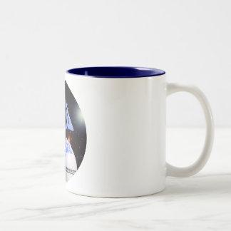 Pack AED Two-Tone Coffee Mug