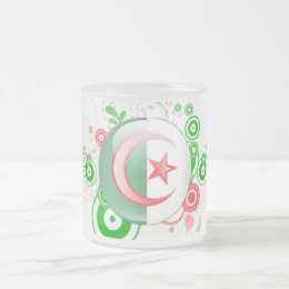 pack Algeria Frosted Glass Coffee Mug