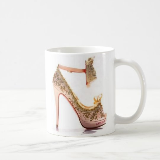 PACK COURT SHOE MARIE ANTOINETTE CREATION COFFEE MUG