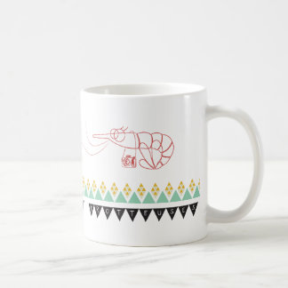 Pack Crevettes second hands Coffee Mug