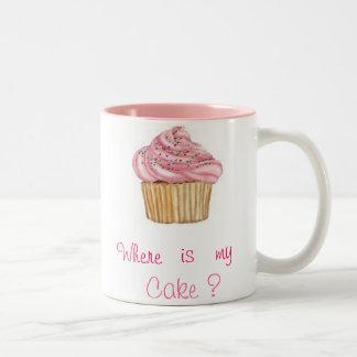 Pack Cupcake Pink Mug