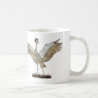 Pack dancing crane coffee mug