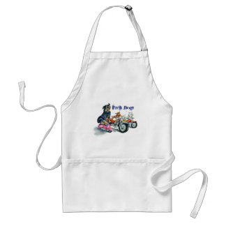 Pack Dogs Apron