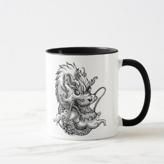 pack dragon tatoo mug