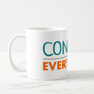 """Pack """"Everything is under control """" Coffee Mug"""