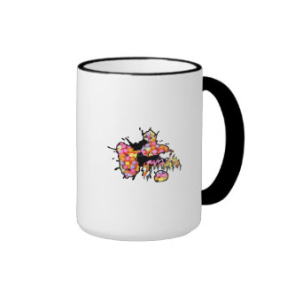 Pack Gwada candy Ringer Coffee Mug
