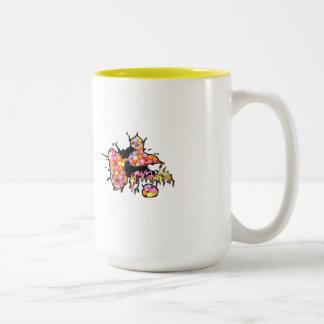 Pack Gwada candy Two-Tone Coffee Mug
