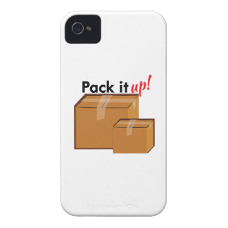 Pack It Up Case-Mate iPhone 4 Case