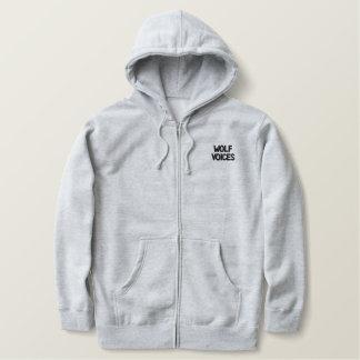 Pack Jacket/Hoodie Embroidered Hoodie