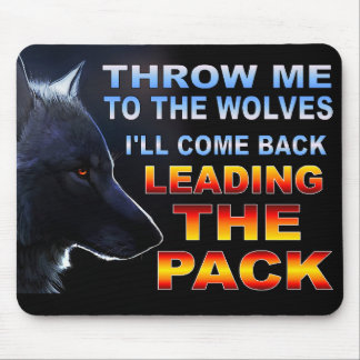PACK LEADER MOUSEPAD